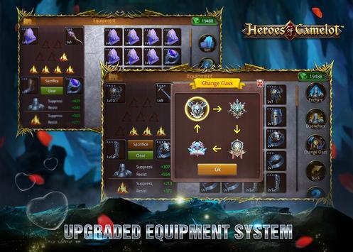 Heroes of Camelot ảnh chụp màn hình 21