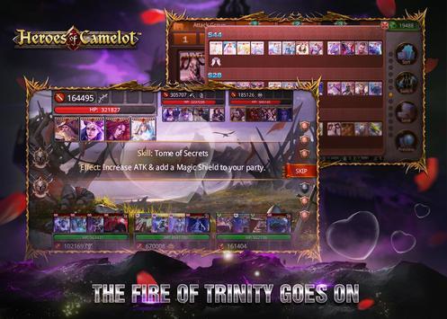 Heroes of Camelot syot layar 14