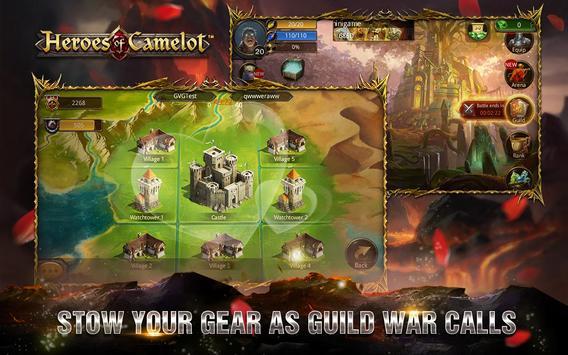 Heroes of Camelot ảnh chụp màn hình 4
