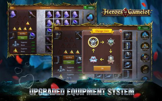 Heroes of Camelot ảnh chụp màn hình 5