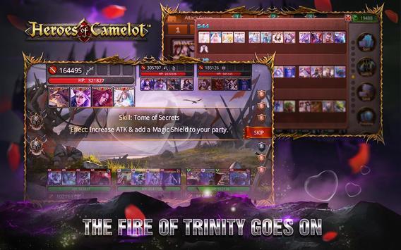 Heroes of Camelot ảnh chụp màn hình 6