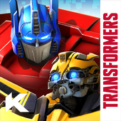 Download apk android TRANSFORMERS: Forged to Fight 2017