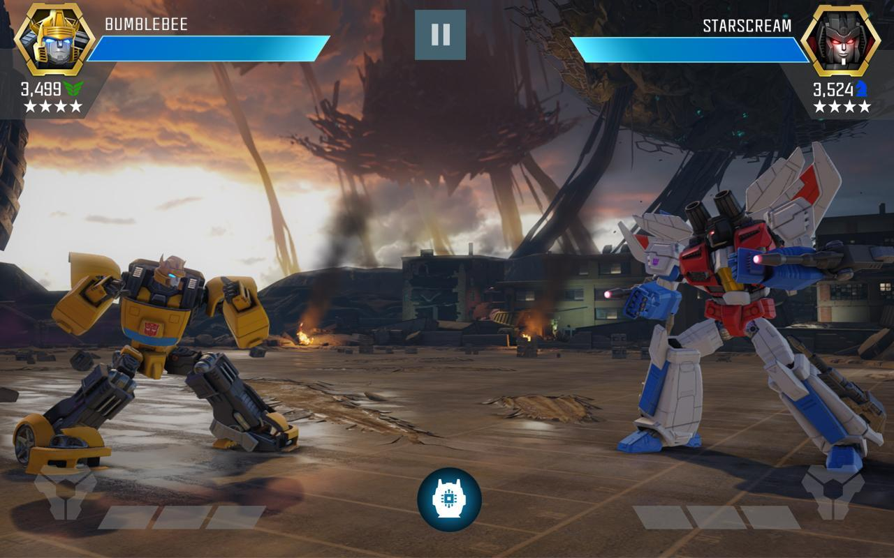 TRANSFORMERS: Forged to Fight for Android - APK Download