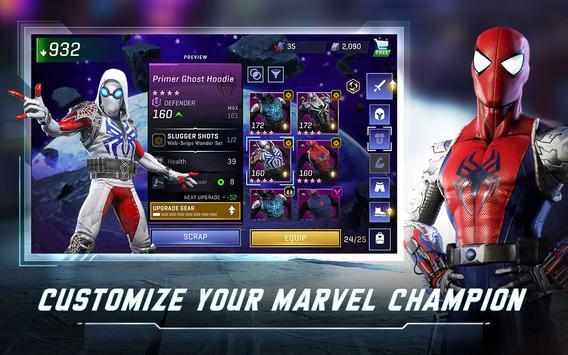 MARVEL Realm of Champions ảnh chụp màn hình 6