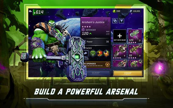 MARVEL Realm of Champions ảnh chụp màn hình 8