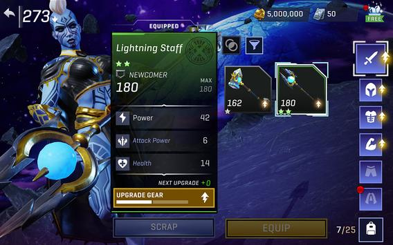 MARVEL Realm of Champions screenshot 9