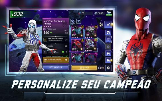 Marvel Reino dos Campeões Cartaz
