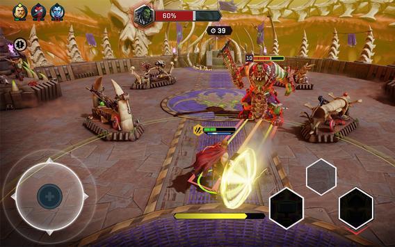 Marvel Reino dos Campeões imagem de tela 19