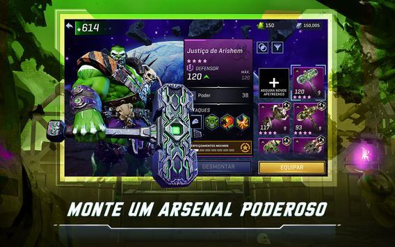 Marvel Reino dos Campeões imagem de tela 2