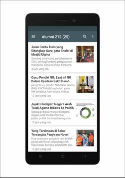 Kabar Islam Terkini imagem de tela 1