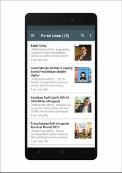 Kabar Islam Terkini imagem de tela 2