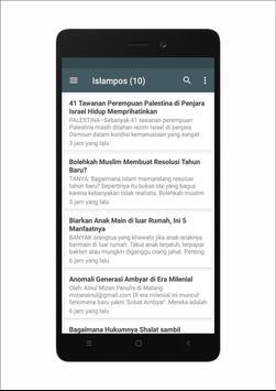 Kabar Islam Terkini imagem de tela 3