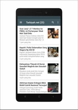 Kabar Islam Terkini imagem de tela 4