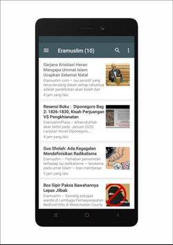 Kabar Islam Terkini imagem de tela 5
