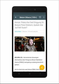 Kabar Islam Terkini imagem de tela 7