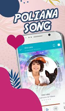 As Aventuras de Poliana - All Song Lyrics screenshot 3