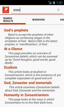 Religions of the world screenshot 3