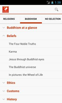 Religions of the world screenshot 1