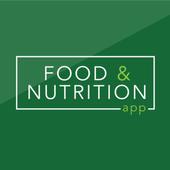 Food & Nutrition App icon