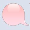 아이메세지 구버전(핑크) - 카카오톡 테마 아이콘