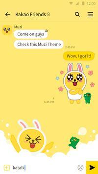 Muzi screenshot 2