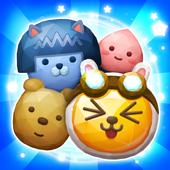 Friends Gem Treasure Squad! : Match 3 Free Puzzle icon