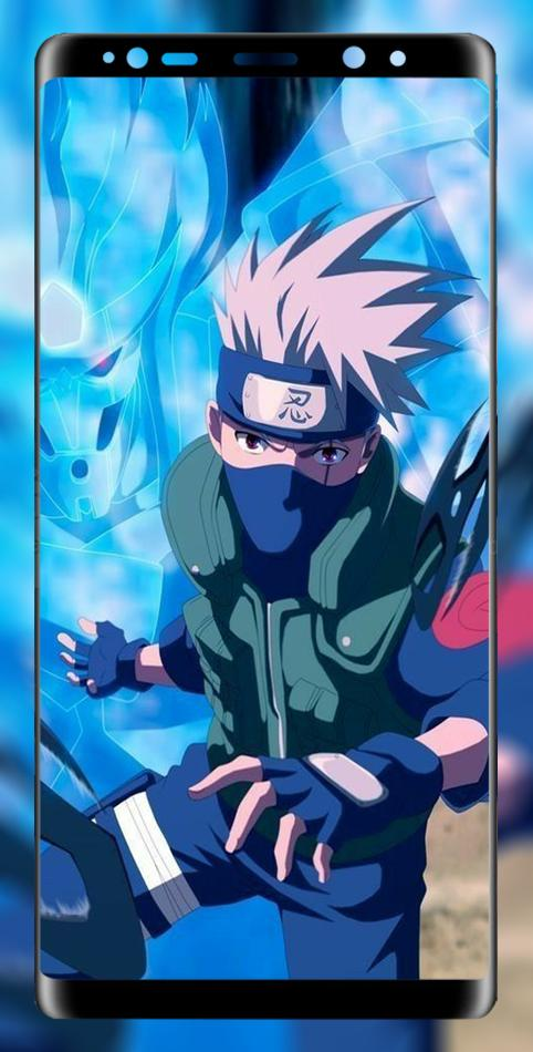 Kakashi Wallpaper Naruto Art For Android Apk Download