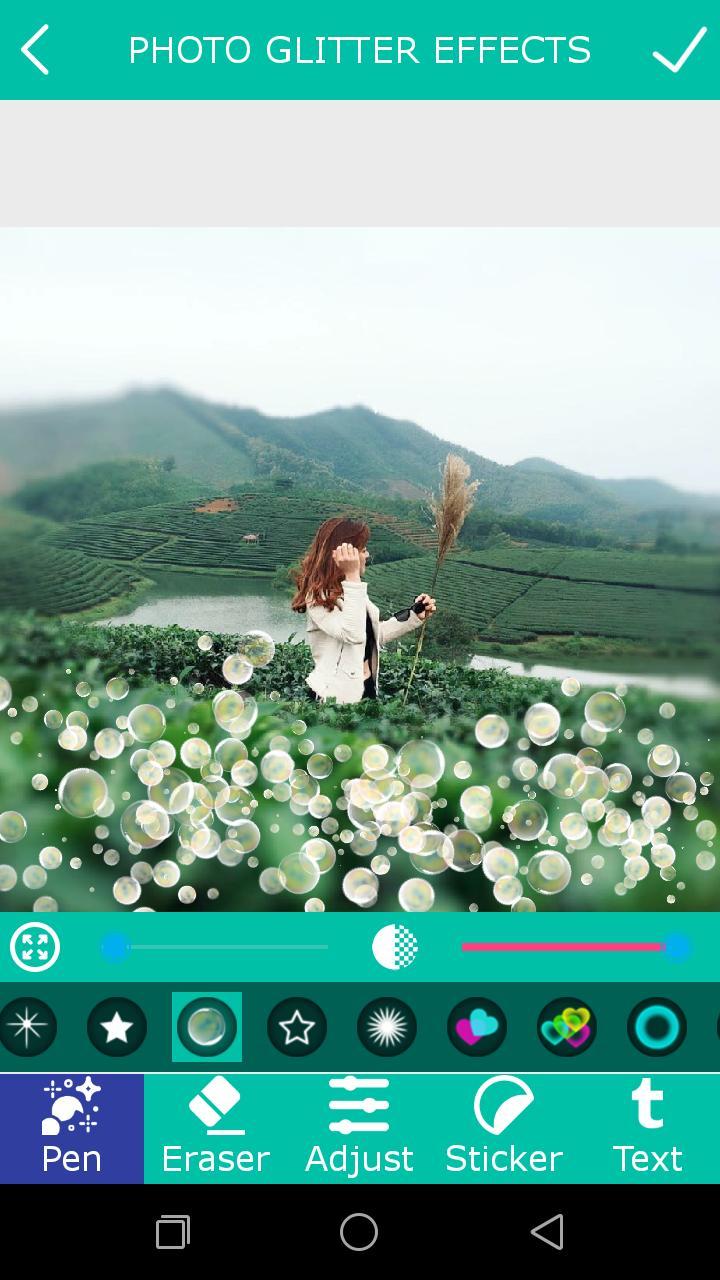 Photo Glitter Effect - Kakita Glitter Effect for Android - APK Download
