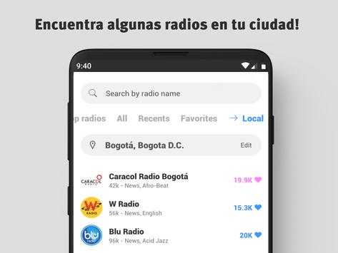 Radio Colombia captura de pantalla 1