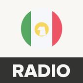 Rádio México Grátis: Rádio FM, Rádio ao vivo ícone