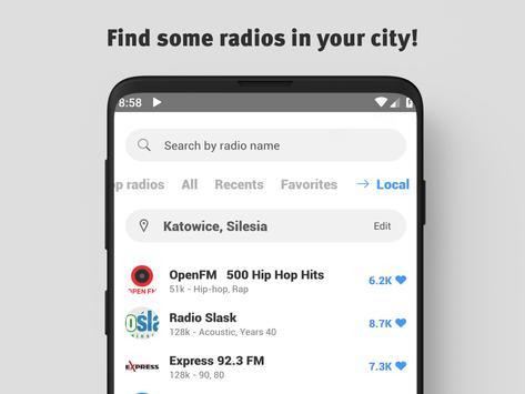 Radio Poland screenshot 3