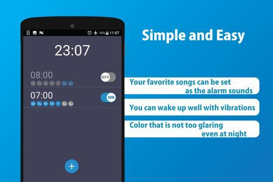 Simple Alarm poster