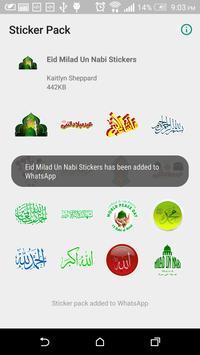 Ramzan Kareem Islamic Stickers For Whatsapp screenshot 3