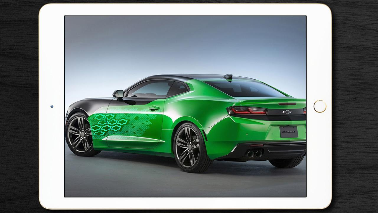 Amazing Chevrolet Camaro Wallpaper For Android Apk Download