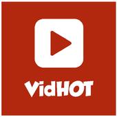 VidHot App icon
