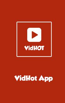 VidHot App poster