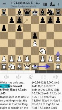 Chess PGN Master capture d'écran 3