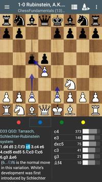 Chess PGN Master capture d'écran 1