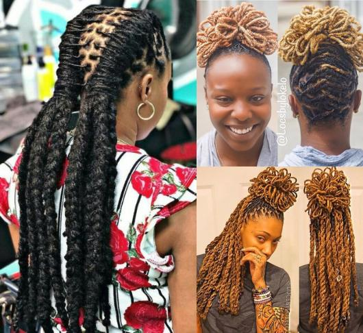 Dreads Hairstyles For Women For Android Apk Download