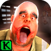 Mr. Meat: Horror Escape Room ☠Puzzle & action game-icoon