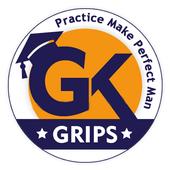 Gkgrips: Gk App in Gujarati 2019 icon