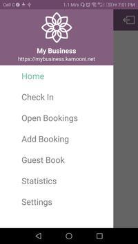 Kamooni Host screenshot 1