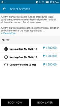 KamayCare screenshot 3