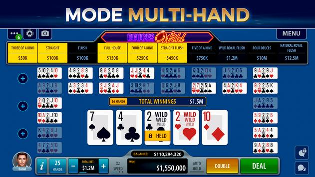 Video Poker screenshot 11