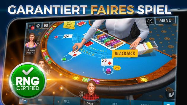 Blackjack Screenshot 5
