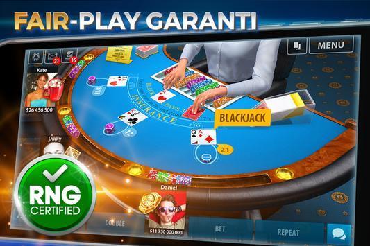 Blackjack Affiche