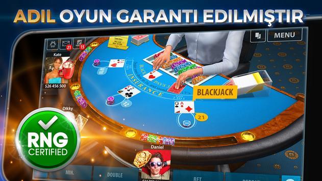 Blackjack Ekran Görüntüsü 8