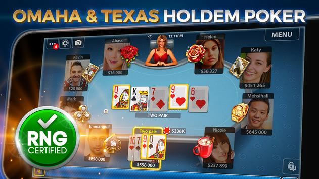 Omaha & Texas Hold'em Poker: Pokerist screenshot 4