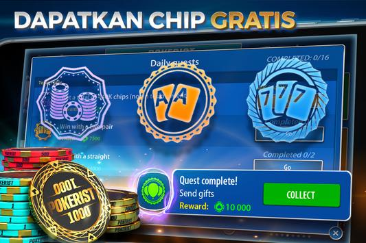 Omaha & Texas Hold'em Poker: Pokerist screenshot 2