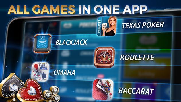 Texas Holdem Poker: Pokerist captura de pantalla 14